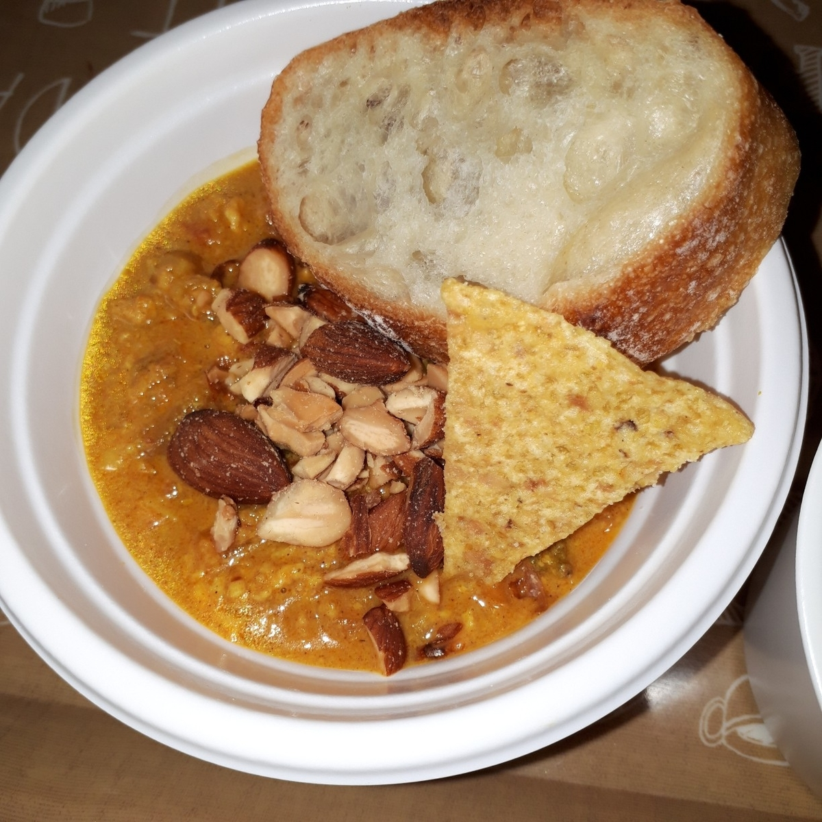 ラージクマール 3種ナッツの香ばし鶏キーマ