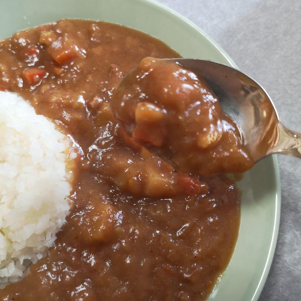 2020年7月8日 エスビー食品 styleONE ビーフカレー甘口