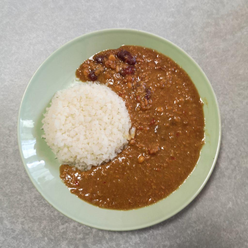 2020年7月12日 エスビー食品 鶏ひき肉と3種の豆のキーマカレー