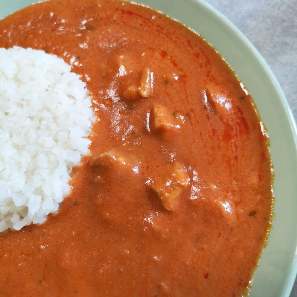 2020年8月26日 ヱスビー食品 北インド風バターチキンカレー