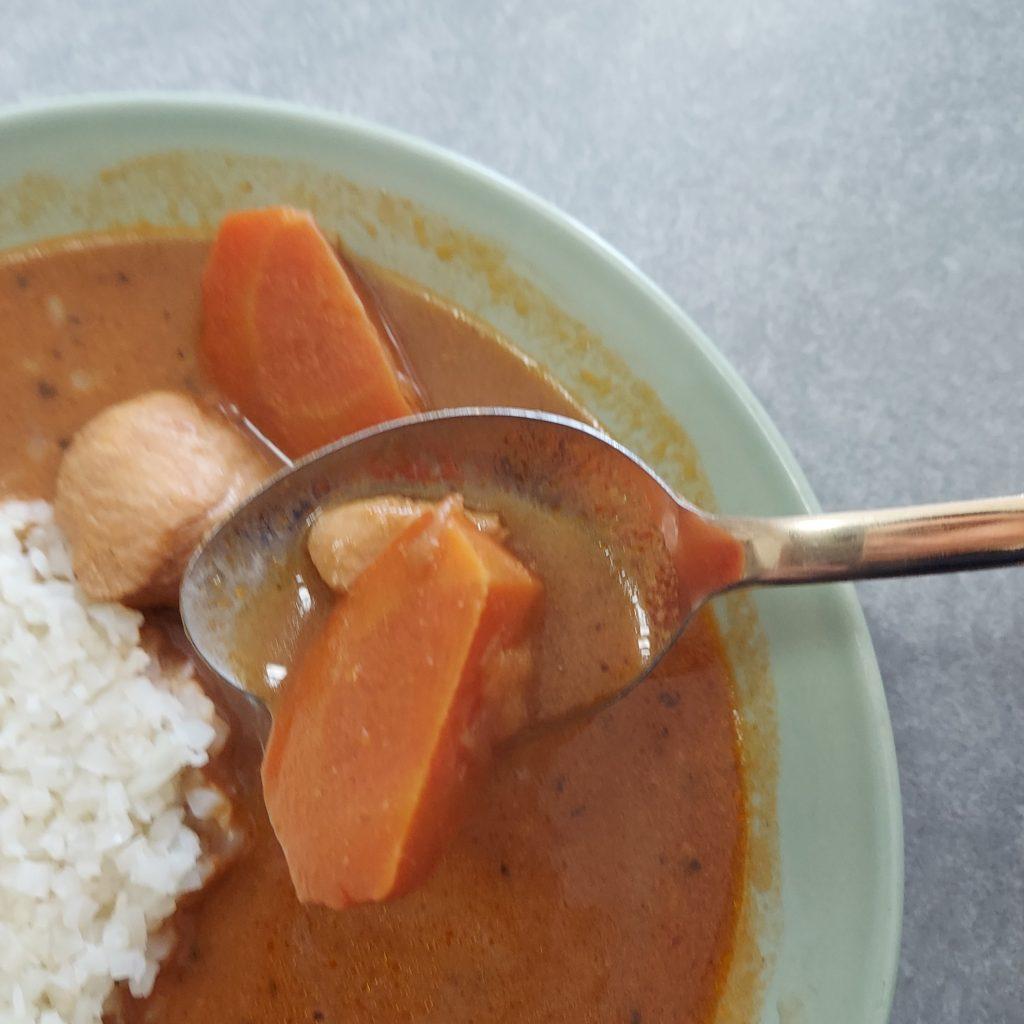 2021年2月10日 ベル食品 札幌スープカレー